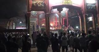 Warga China Larang Adzan, Vihara dan Klenteng Dibakar