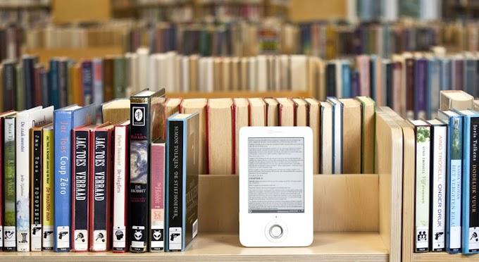 ¿Amamos los ebooks?