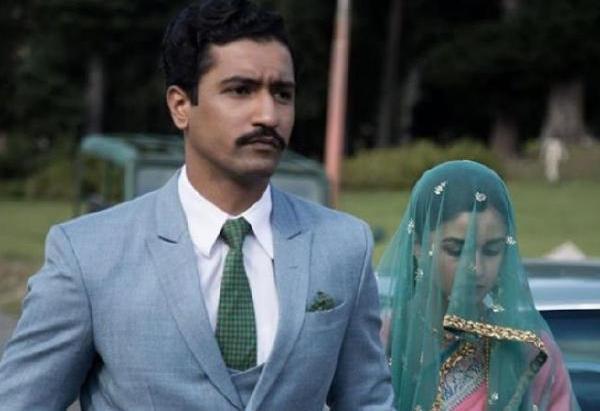 Vicky Kaushal in Raazi