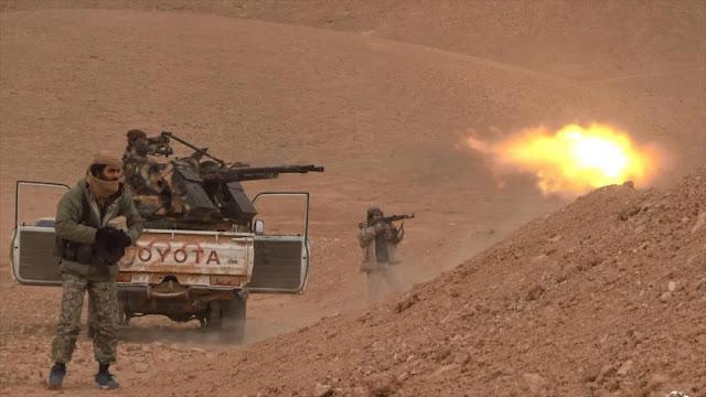 EEUU admite que sus armas pueden terminar en manos de Daesh