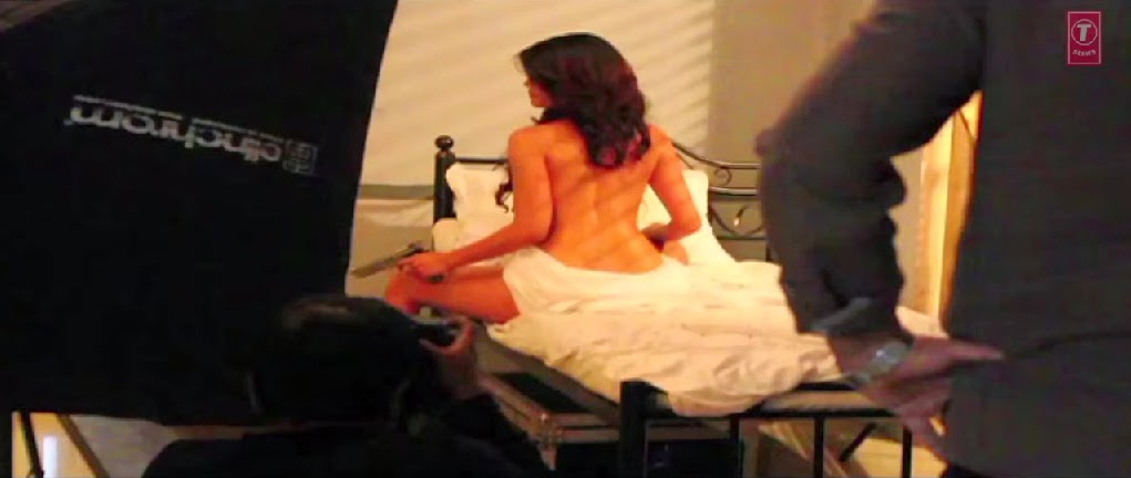 Surveen Chawla nude boobs hate story