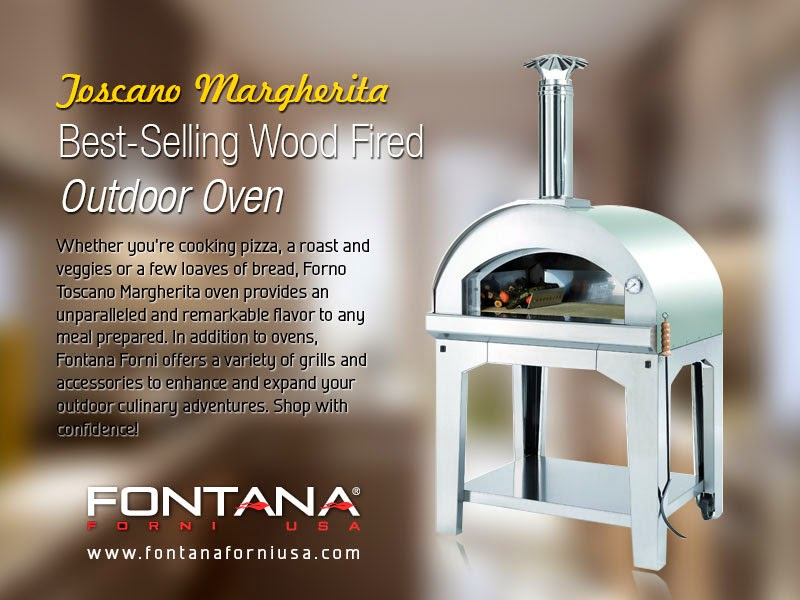 Whether You Re Cooking Pizza A Roast And Veggies Or Few Loaves Of Bread Forno Toscano Margherita Oven Provides An Unparalleled Remarkable Flavor To