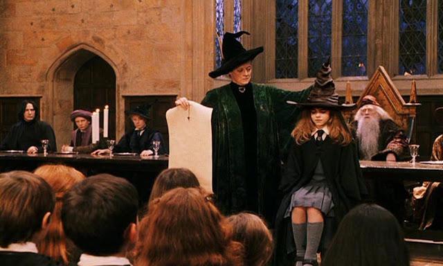 Минерва Макгонъгол от Хари Потър