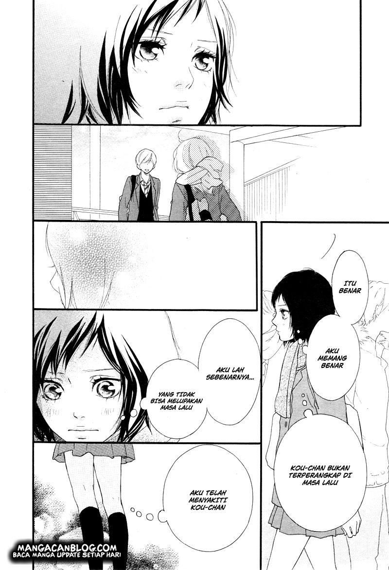 Ao Haru Ride Chapter 35-19