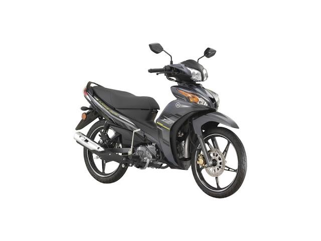 Warna Baru Yamaha Lagenda 115Z 2017, Harga Asas RM5,683.72