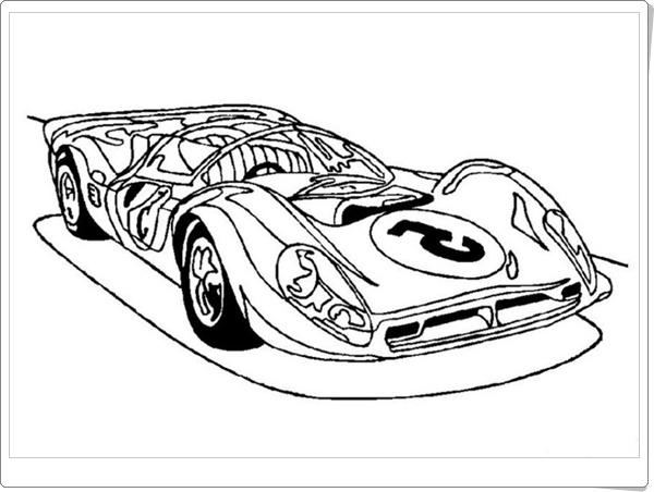 Ausmalbilder zum ausdrucken ausmalbilder cars - Dessin auto tamponneuse ...
