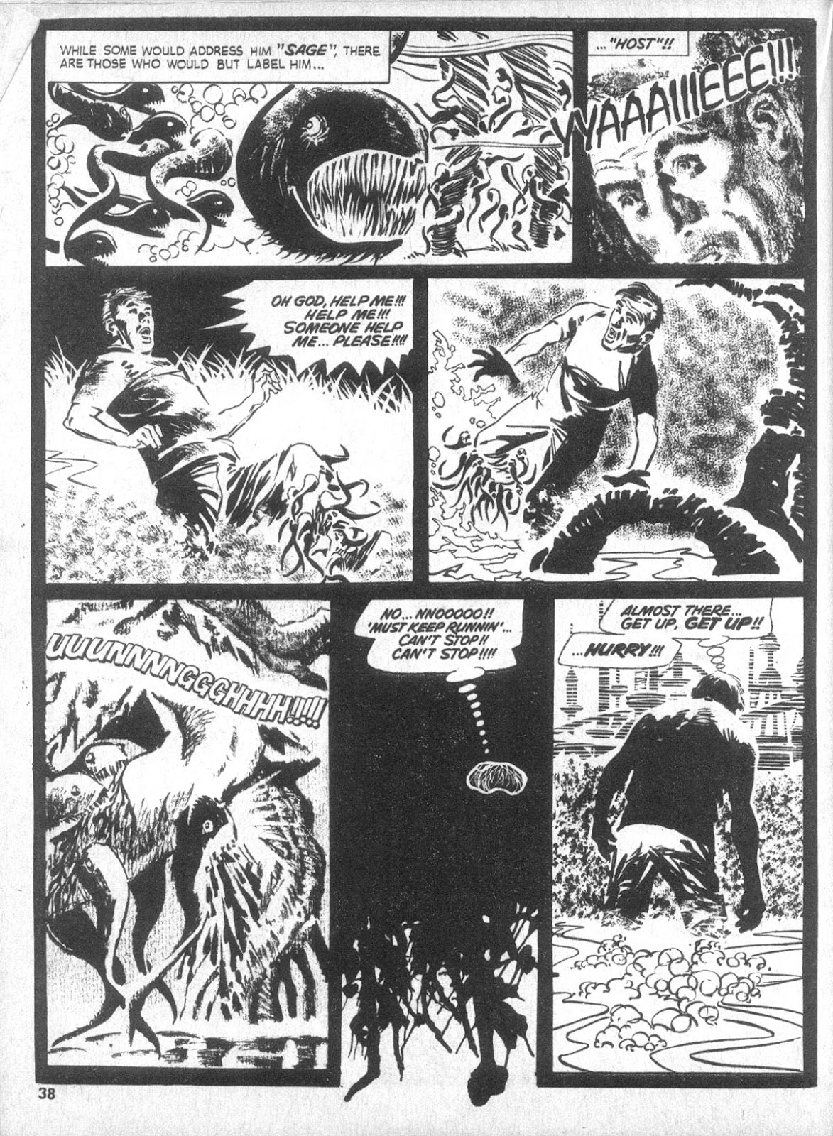 Psycho issue Annual - Page 38