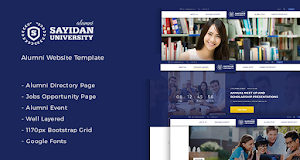 Sayidan is a top-quality responsive theme that can be easily customised