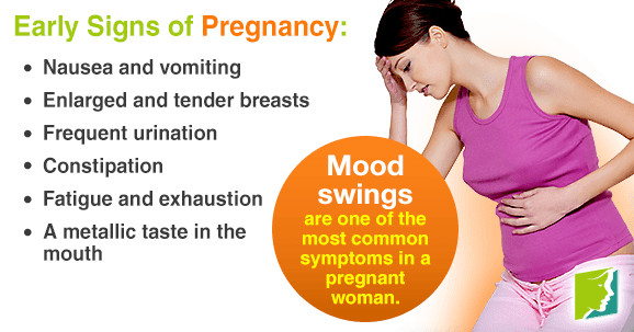 The 11 Earliest (and less known) Symptoms That Show You Are Pregnant