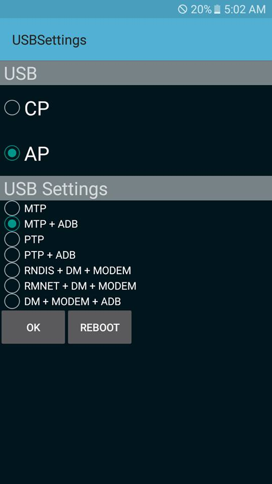 J327p Combination Firmware