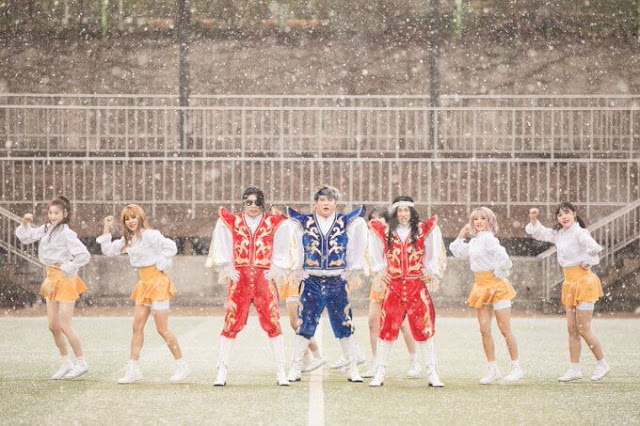 Shindong 신동  UV 치어맨 (Cheer Man) station single
