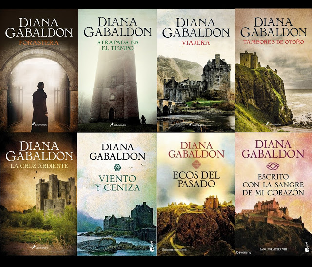 Outlander (Forastera)  Cronología de Outlander Forastera  5c251f9138e12
