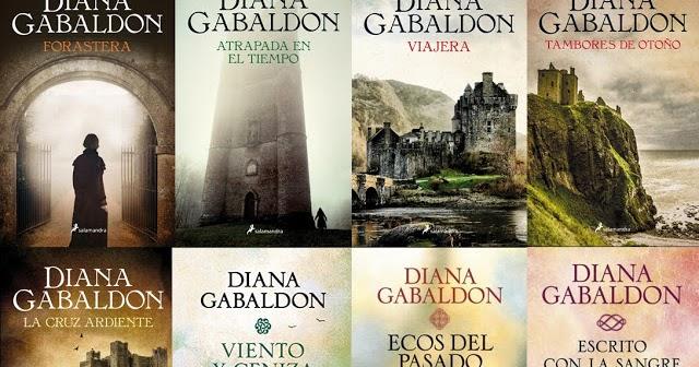 Outlander Forastera Cronología De Outlander Forastera En Qué Orden Se Leen Los Libros