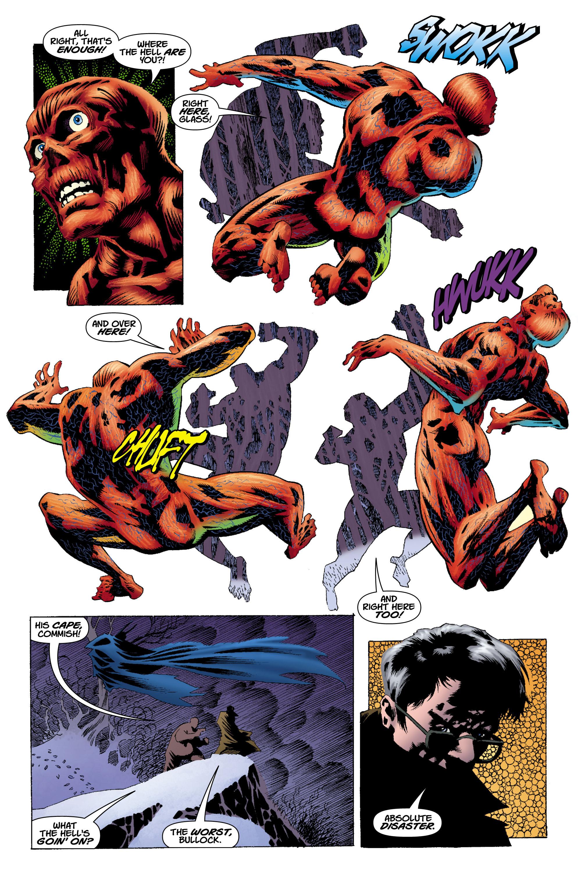 Read online Batman: Unseen comic -  Issue #5 - 18