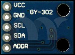 Detalhe BH1750