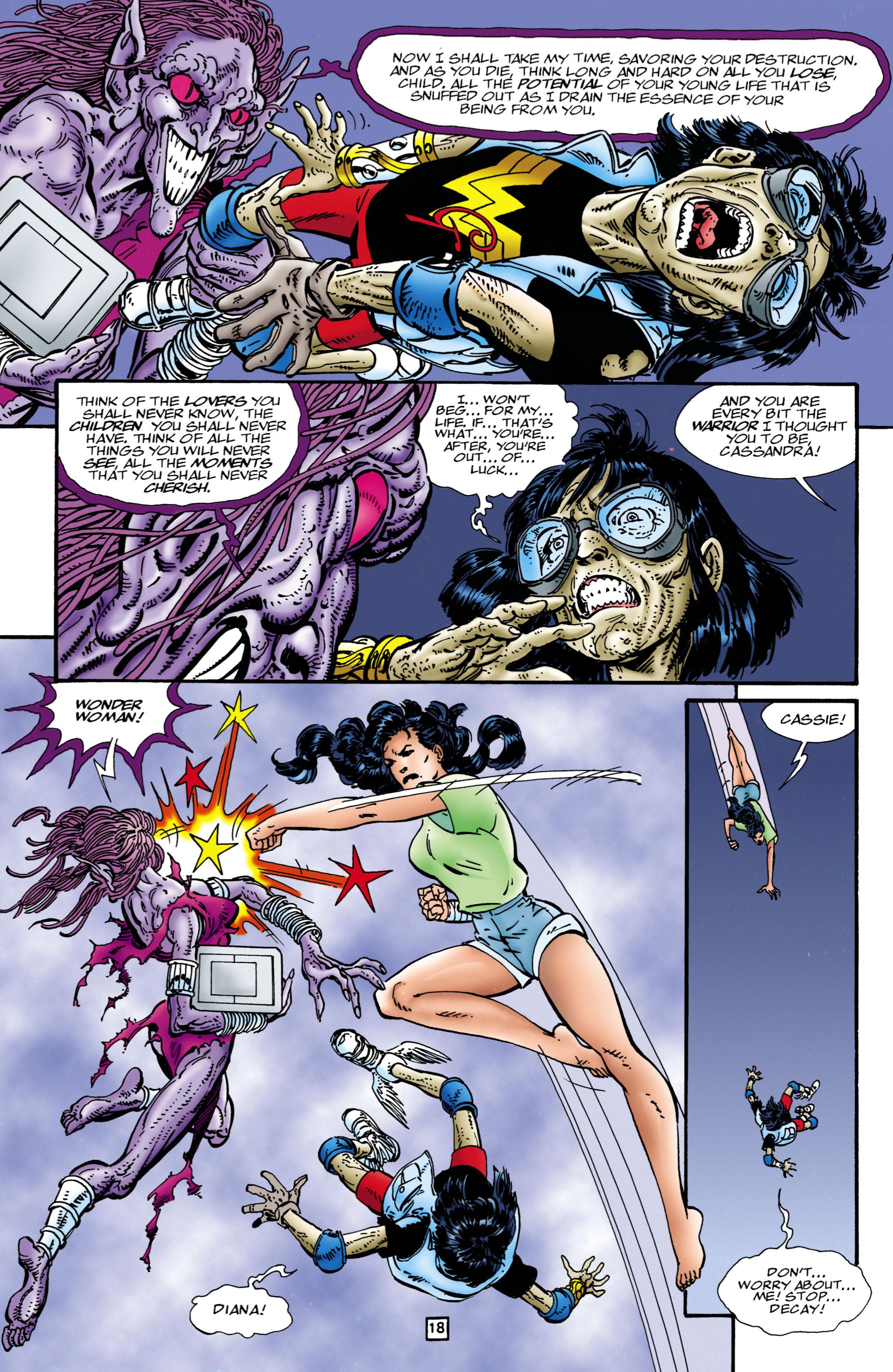 Read online Wonder Woman (1987) comic -  Issue #113 - 19