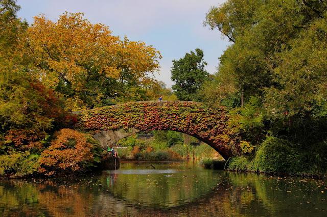 Ponte Gapstow Bridge Usa
