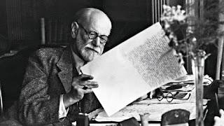 27 Julho, 16h: HAPPY HOUR Literário - Sigmund Freud