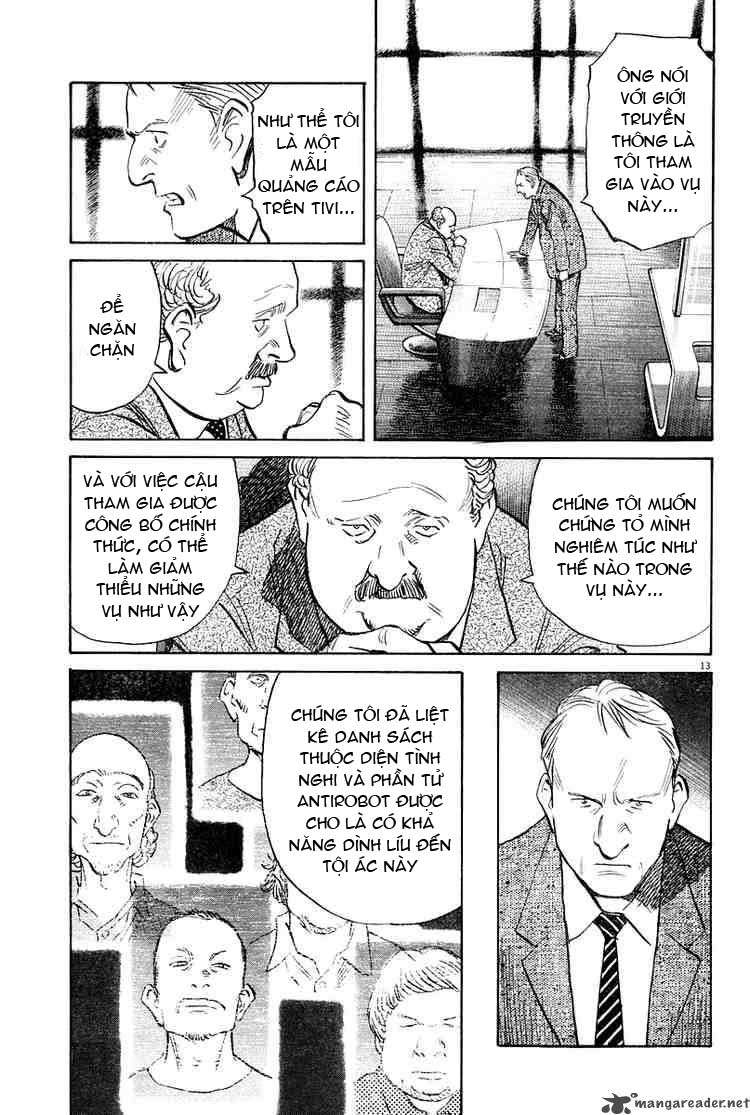 Pluto chapter 35 trang 13