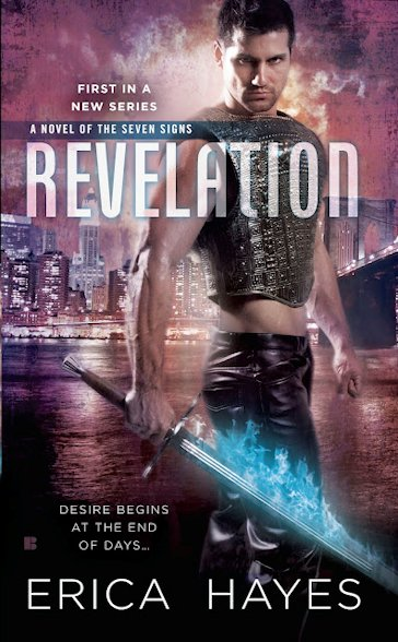Cover Revealed - Revelation by Erica Hayes