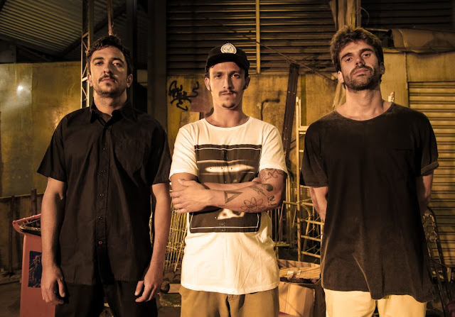Trio Braza lança álbum 'Tijolo por Tijolo' em Jacarepaguá neste sábado
