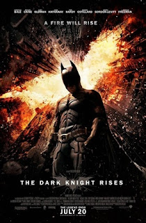 The Dark Knight Rises 2012 Movie Poster