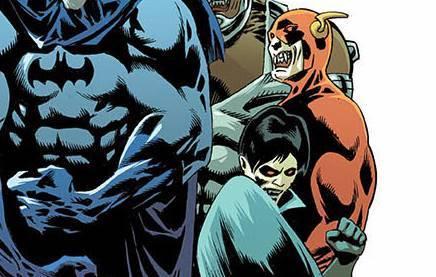 semua jenis flash dc comics