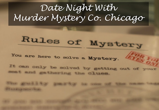 Murder Mystery Dinner Show in Chicago