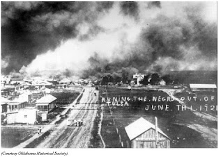 'Running the Negro out of Tulsa, June 1921′