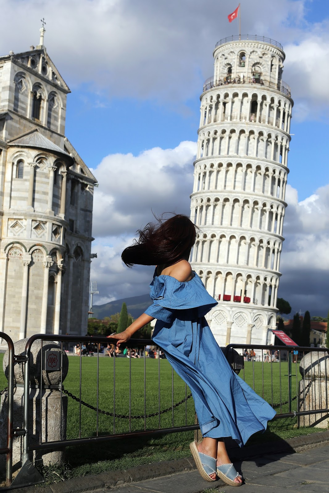 20 Days, 20 Cities, 6 Countries - Part 11: Tuscan Tales in Florence & Pisa, Italy