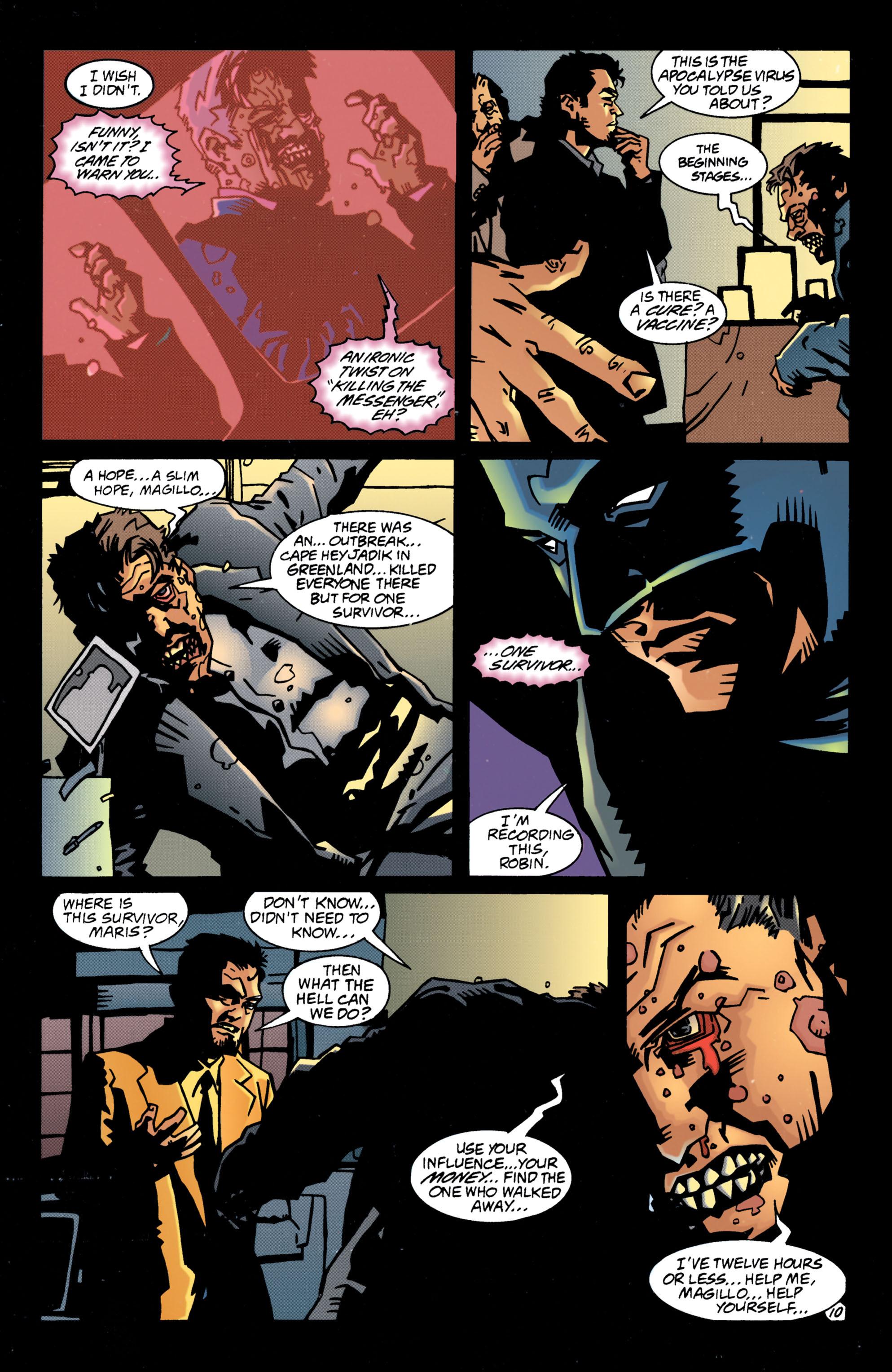 Detective Comics (1937) 695 Page 9