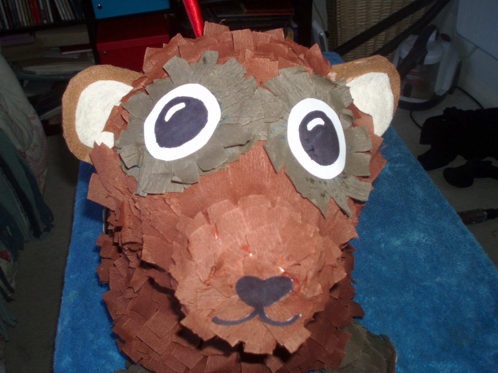 Whimsical Frippery: Ferret pinata