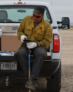 Golden Moore, Helicopter Crewmember, Navajo Region