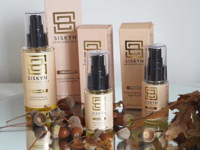 Siskyn Skincare Oils - Organic