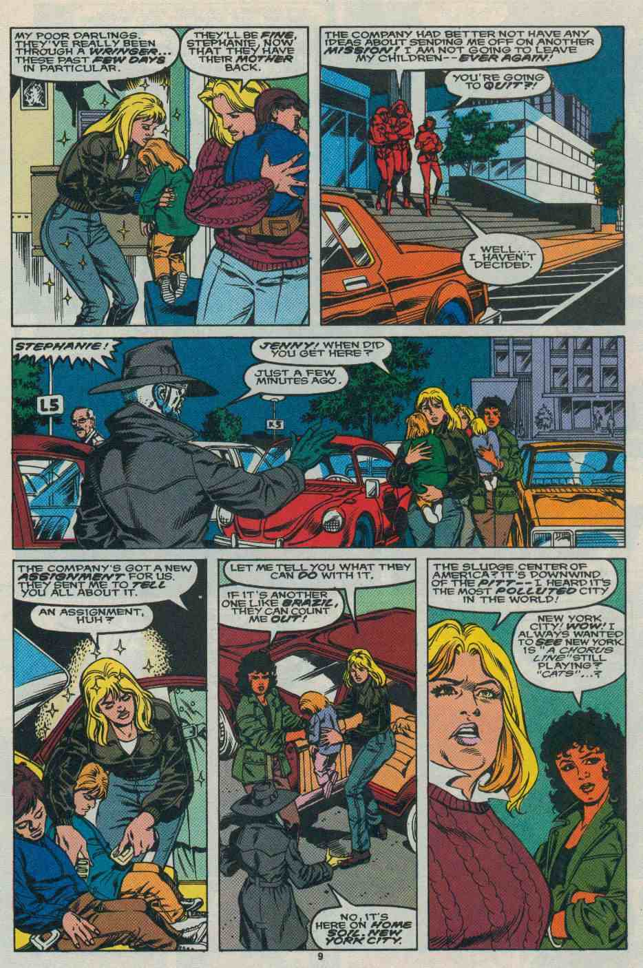 Read online DP7 comic -  Issue #28 - 10