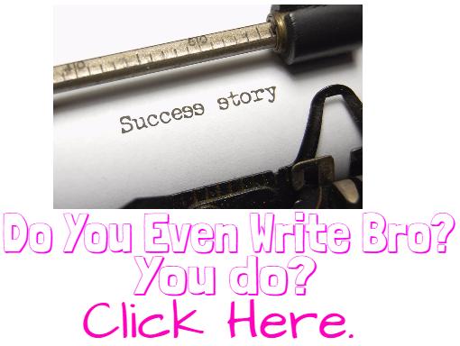 I want to start writing!