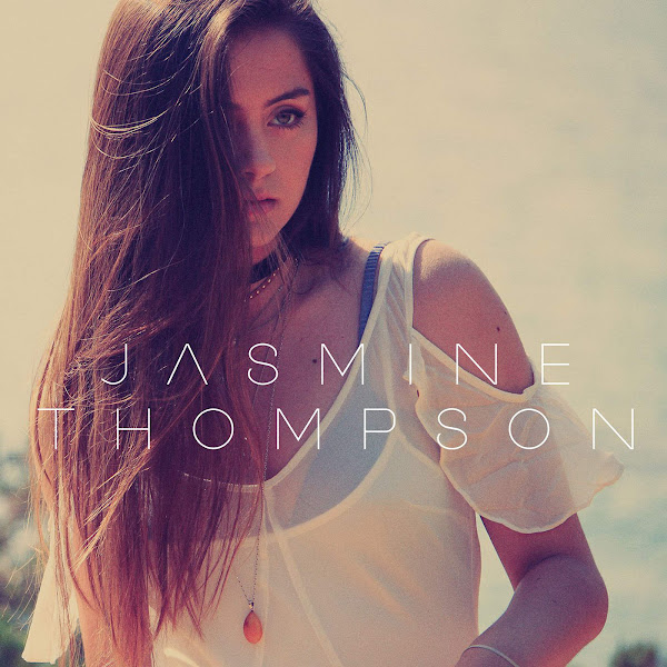 Jasmine Thompson - I Try - Single Cover