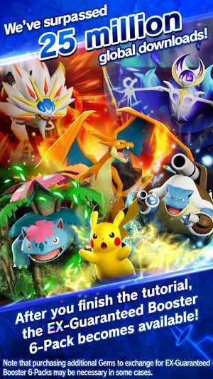 تحميل لعبة pokémon duel بوكيمون