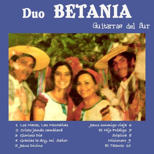 Dúo Betania y Guitarras Del Sur-Vol 2-