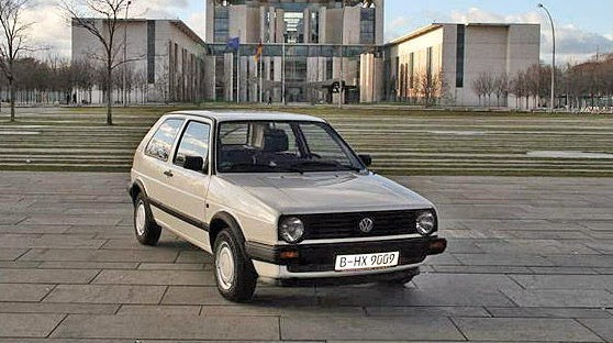 1990 Volkswagen Golf