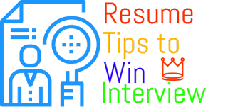Resume Tips that will win you an interview | Tutorial Diary