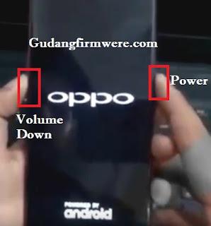 Cara Hard Reset Oppo A3s CPH1803 Atasi Lupa Pol