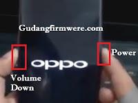 Cara Hard Reset Oppo F9 CPH1823 Unlock Screen