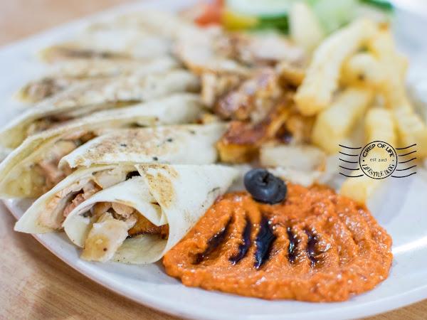 Mediterranean (Levantine) Cuisine @ Lucky Eatery, Relau, Penang