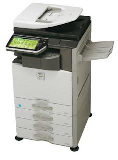 Sharp MX-3110N Printer Software and Driver Downloads - Setup