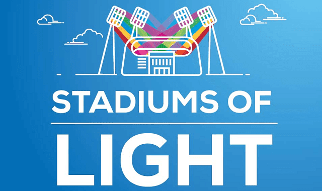 Stadiums of Light
