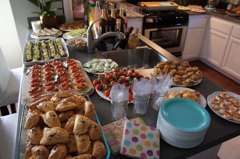 Askanam housewarming party for Easy housewarming party food