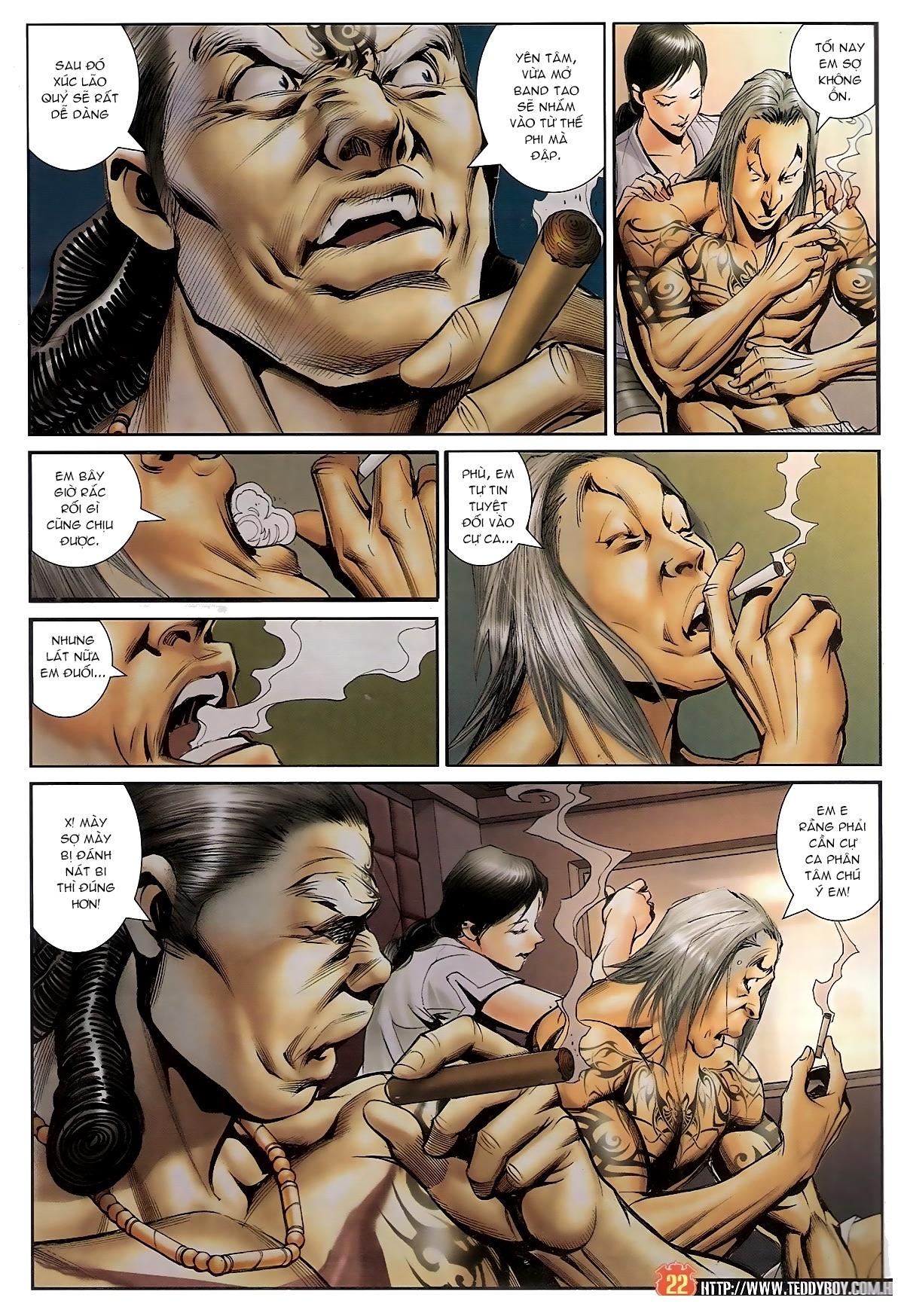 Người Trong Giang Hồ - Chapter 1551: Phong phạm Tọa Quán - Pic 19
