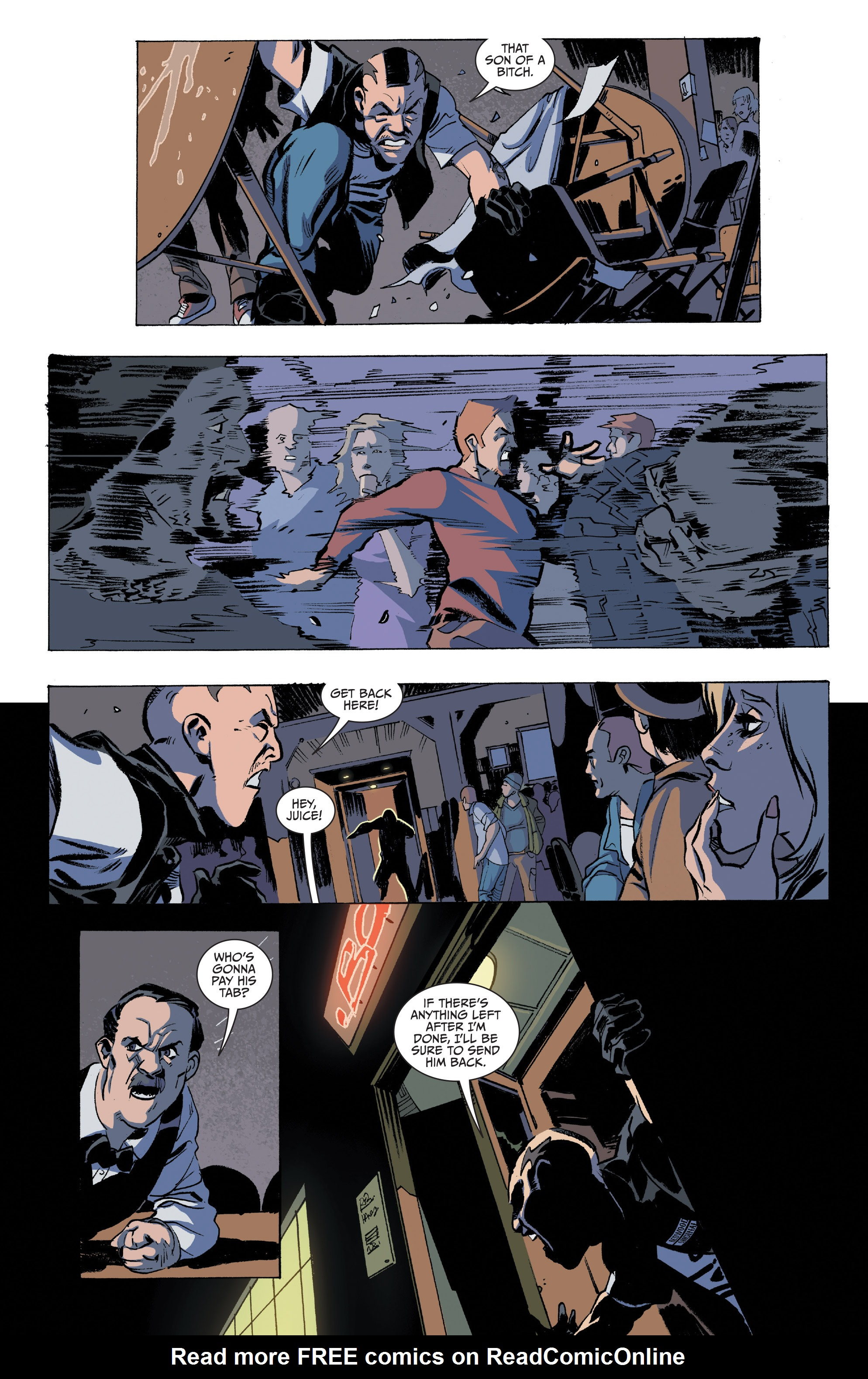 Read online Sons of Anarchy comic -  Issue #16 - 11