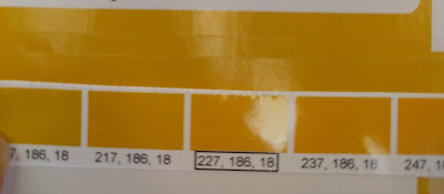 Match RGB to PMS colors
